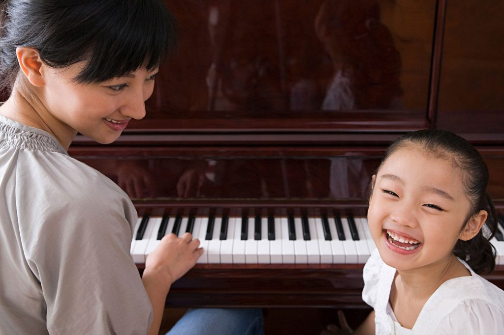 In-home music teachers for your children.